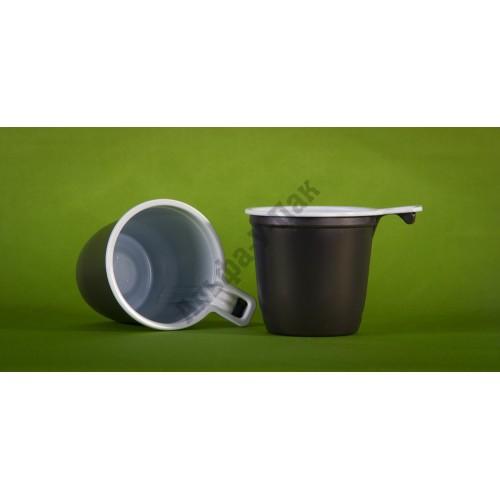 Чашка одноразовая 200 мл Упакс-Юнити 50 штук в упаковке