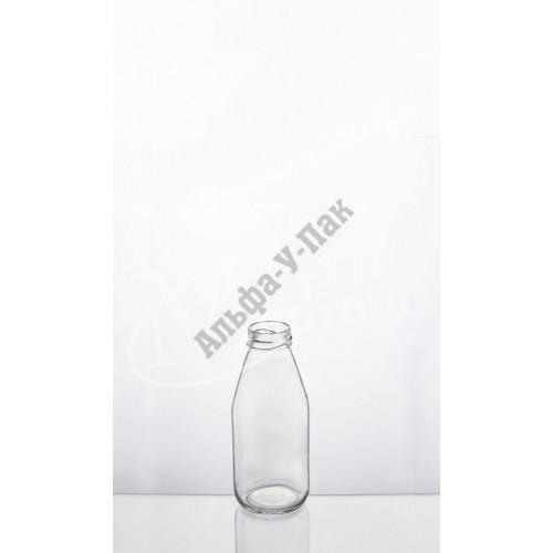 Стеклянная бутылка 0.300л ТО-38 Морковка