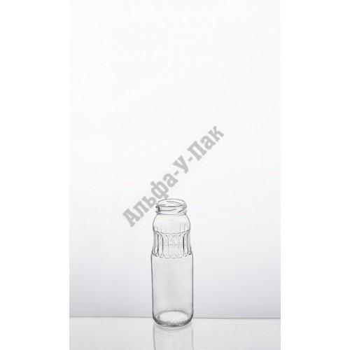 Стеклянная бутылка 0.250л ТО-43 Соковая