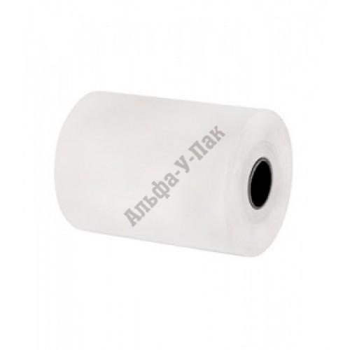 Чековая лента из термобумаги 80мм (диаметр 50мм, втулка 12мм)