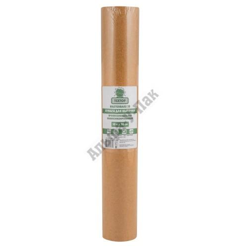 Бумага для выпечки TexTop коричневая 38см х 50м