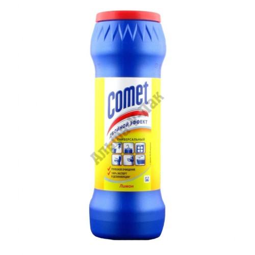 Чистящее средство-порошок Комет (Comet) Лимон 475 гр