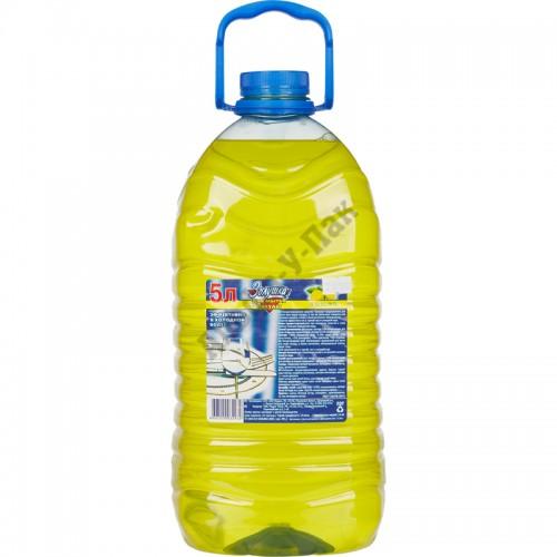 Средство для мытья посуды Золушка Лимон концентрат 5 л