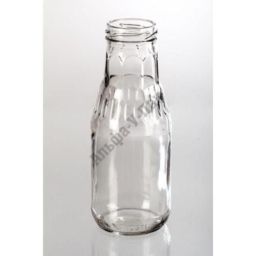 Стеклянная бутылка 0.310л ТО-43 Соковая