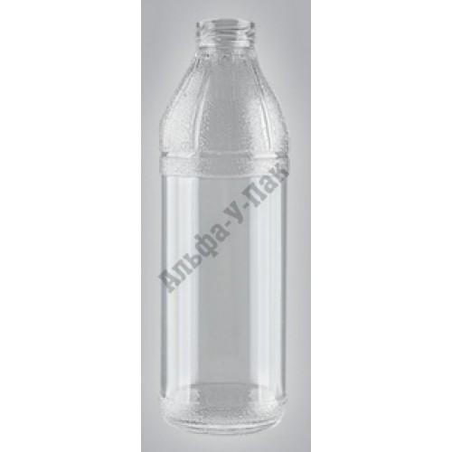 Стеклянная бутылка 1л ТО-43 ДБ