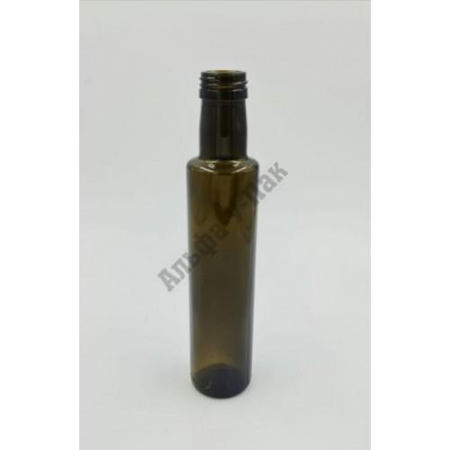 Стеклянная бутылка 250мл Дорика