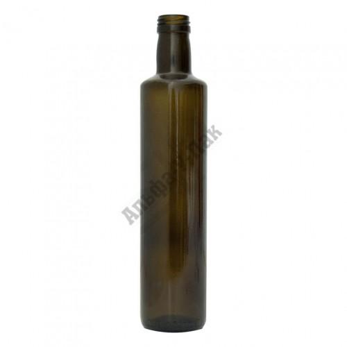 Стеклянная бутылка 500мл Дорика