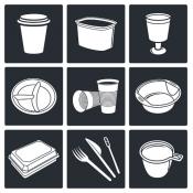Одноразовая посуда и упаковка (130)